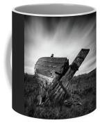St Cyrus Wreck Coffee Mug