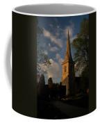 St Davids Church At Sundown Coffee Mug