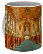 St Edward Interior Coffee Mug