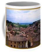 St. Emilion View Coffee Mug by Joan  Minchak