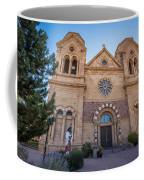 St. Francis Cathedral #2 Coffee Mug