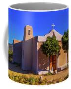 St. Francis De Assisi Adobe Church Coffee Mug