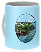 St. George Bermuda Shoreline Coffee Mug