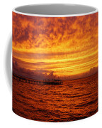 St. George Island Sunset Coffee Mug