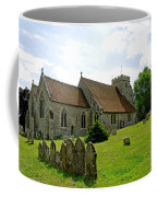 St George's Church At Arreton Coffee Mug
