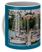 St. George's Yacht Club Bermuda Coffee Mug