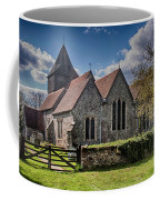 St James The Great Elmsted Coffee Mug