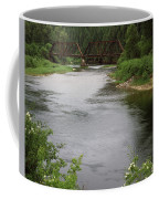 St Joe Bridge Coffee Mug