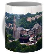 St John The Baptist Church Manayunk Philadelphia Coffee Mug