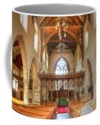 St John The Baptist Penshurst Interior Coffee Mug