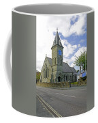 St John The Evangelist Church At Wroxall Coffee Mug by Rod Johnson