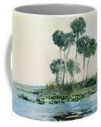St John's River Florida Coffee Mug