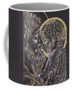 St. Joseph And The Child Jesus Coffee Mug
