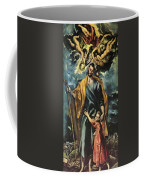St Joseph And The Christ Child 1599 Coffee Mug