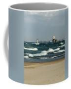 St. Joseph Mi Lighthouse Coffee Mug