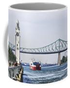 St Lawrence And Laronde Coffee Mug