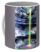 St. Louis Canyon Liquid Gold Coffee Mug