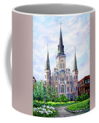 St. Louis Cathedral Coffee Mug