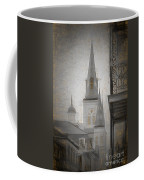 St. Louis Cathedral From Chartres St. - Nola Coffee Mug