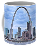 St Louis Panoramic View Coffee Mug