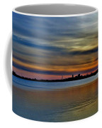 St Louis Sunset Coffee Mug
