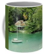 St. Lucia Mooring Coffee Mug