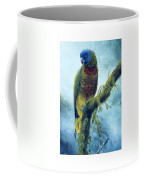 St. Lucia Parrot - Majestic Coffee Mug