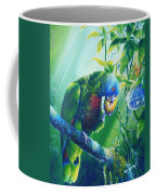 St. Lucia Parrot And Wild Passionfruit Coffee Mug