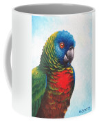 St. Lucia Parrot Coffee Mug