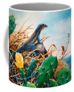 St. Lucia Whiptail Coffee Mug