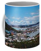St. Maarten Landscape Coffee Mug