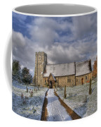 St Margarets Church Ridge Hertfordshire Coffee Mug