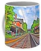 St. Martins Train Station Coffee Mug
