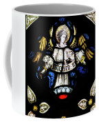 St Mary Redcliffe Stained Glass Close Up H Coffee Mug