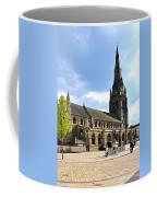 St Mary's Church At Lichfield Coffee Mug