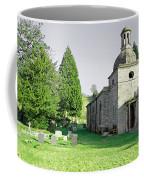 St Mary's Church At Mapleton Coffee Mug