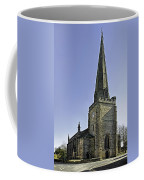 St Mary's Church At Uttoxeter Coffee Mug