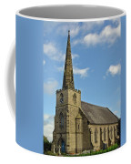 St Mary's Church - Coton In The Elms Coffee Mug