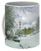 St Mary's Churchyard - Tutbury Coffee Mug