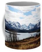 St. Mary's Lake Coffee Mug