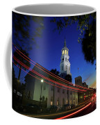 St. Michael's Episcopal Church In Charleston, South Carolina Coffee Mug