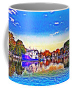 St. Michael's Marina Coffee Mug