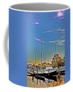 St. Michael's Marina On The Chesapeake Coffee Mug
