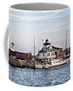 St Michael's Maryland Lighthouse Coffee Mug