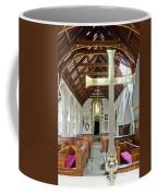 St Mylor Altar Cross Coffee Mug