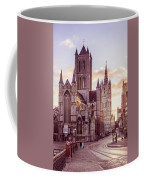 St. Nicholas Church, Gent Coffee Mug