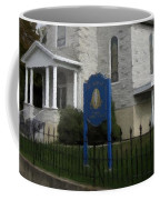 St Nicholas Church Saint Clair Pennsylvania Coffee Mug