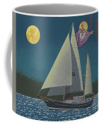 St Nicholas Patron Of Children, Sailors And Sea Shepherds- 296 Coffee Mug by William Hart McNichols