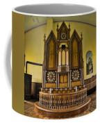 St Olafs Kirke Pulpit Coffee Mug