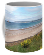 St Ouen's Bay Jersey Coffee Mug